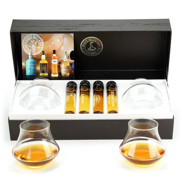 Discover Single Malt Whiskies by Dugas - Gift Box